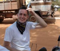 Well Drilling - Burkina Faso - March 2010