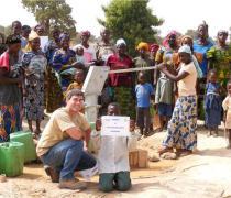 Well Drilling - Burkina Faso - November 2009
