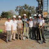 Well Drilling Team - December 2010