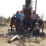 Well Drilling - November 2011