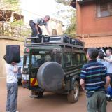 Back to the Ivory Coast - February 2013
