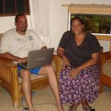 Laptop for Bible Translation - Guinea - September 2008