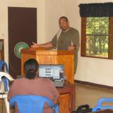 Laptop for Bible Translation - Guinea - September 2008