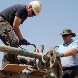 Maintenance and Well Drilling Team - December 2011