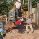 Well Drilling - Burkina Faso - November 2007