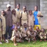 Tanda Clinic - Guinea - October 2008