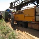 Water Drilling Team - October / November 2012