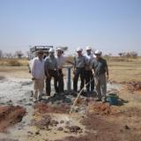 Well Drilling Team - February 2011