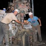 Well Drilling Team - November 2010