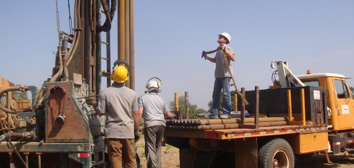 Well Drilling - How?